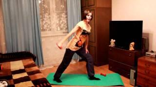 Упражнения для мышц груди и рук (с гантелями)(Укрепление грудной мышцы. Другие упражнения для мышц груди смотрите на сайте http://www.furor-dance.ru/, 2011-03-15T20:24:32.000Z)