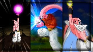 *NEW* TRANSFORMING SUPER BUU ALL SUPER ATTACKS! | Dragon Ball Z Dokkan Battle