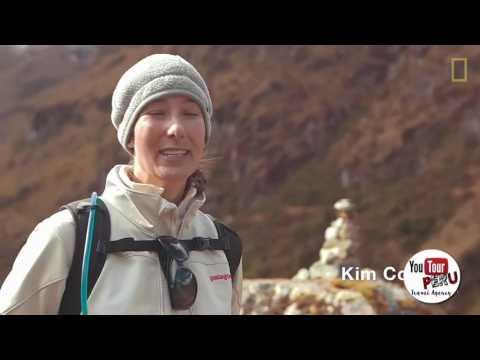 Beautiful Footage Hiking to Machu Picchu  Travel Agency You tour peru