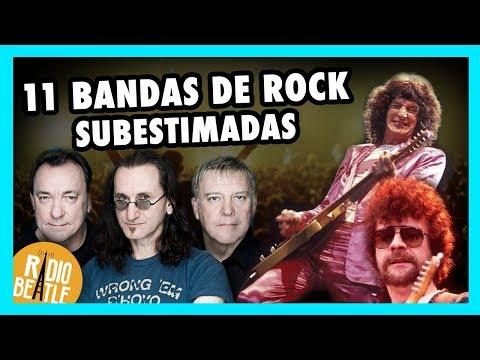 11 BANDAS de ROCK SUBESTIMADAS que DEBES ESCUCHAR | Radio-Beatle
