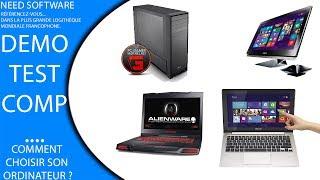 Guide d'Achat - Comment Bien choisir son PC ?