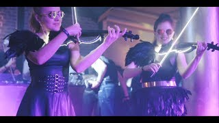 Violin Duo Laruan - Violinist and Dj