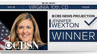 Jennifer Wexton flips GOP Virginia stronghold
