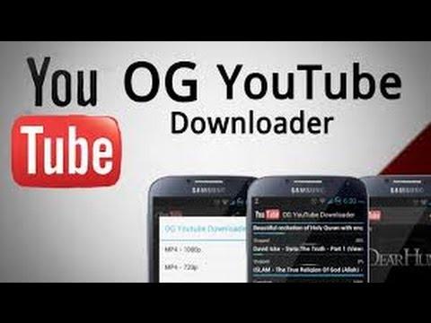 OG Youtube تحميل برنامج - YouTube