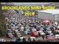 Brooklands Mini Show 2018 - Classic and Modern Mini