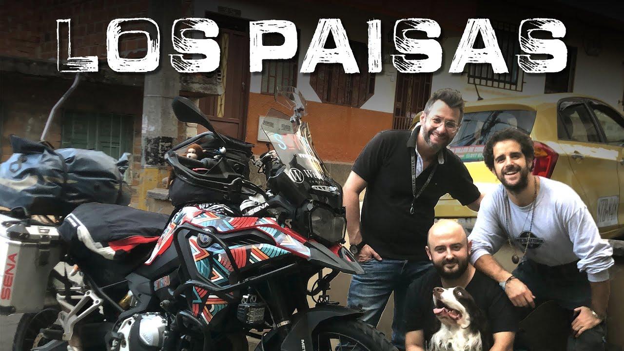 LA HOSPITALIDAD COLOMBIANA 🇨🇴 ¡Los paisas NO PARAN de AYUDAR! |Episodio 98 Vuelta al Mundo en Moto