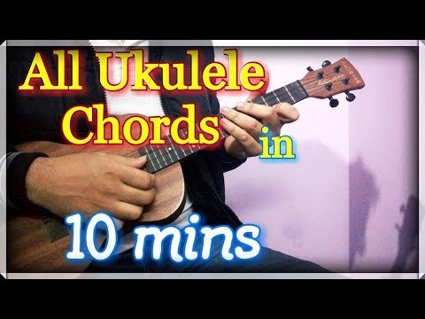 Learn All Ukulele Chords In Just 10 Minutes | Awesome Trick in HINDI