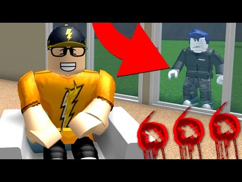 GUEST 666 KEEPS JOINING ME IN MY ROBLOX GAMES!!