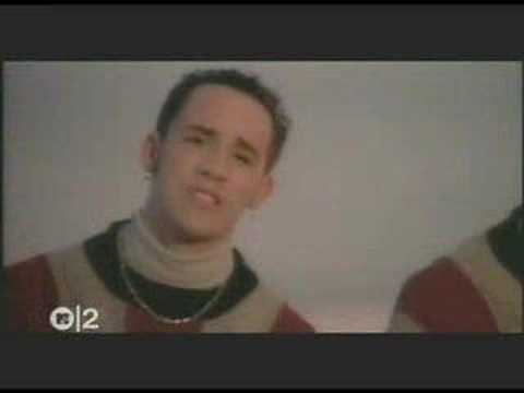 Backstreet Boys - I'll Never Break Your Heart (Snow Version)