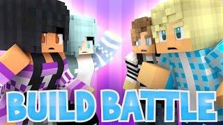 Boys VS Girls | Minecraft Build Battle