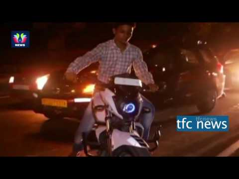 Bike Racers Hulchul In Hyderabad At Night Time | Police Arrests Racers | TFC News