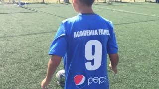 Atletic Kids vs Academia Farul Constanta ( lovituri 7 m )