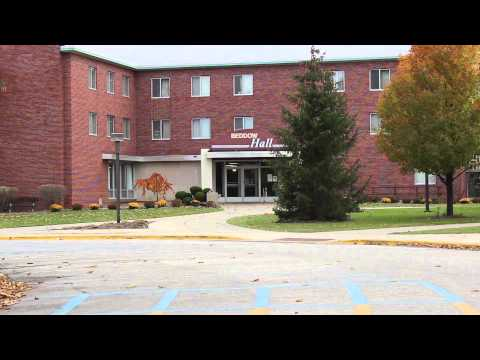 CMU Dorms Rank Above National Average