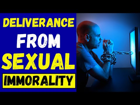 Demon Deliverance Prayer - Prayer Against Sexual Demons - Freedom from Sexual Addiction thumbnail