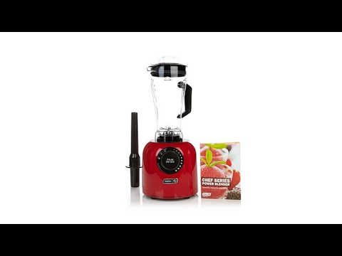 DASH 2.25 HP Chef Series Power Blender With Speed Control