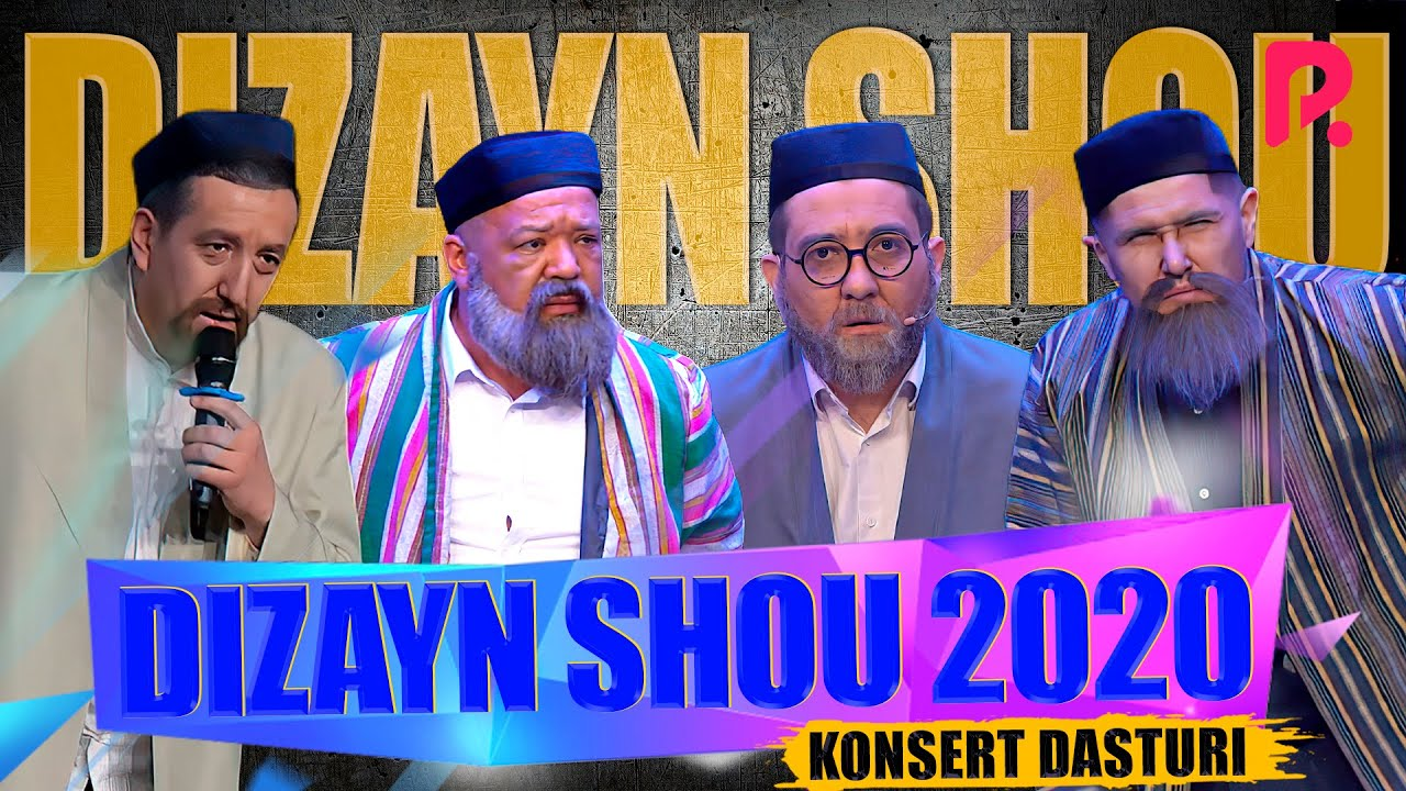 Dizayn Jamosi - (Konsert dasturi 2020 / HD)