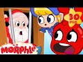 Santa In Jail - My Magic Pet Morphle | Christmas Cartoons For Kids | Morphle TV | BRAND NEW
