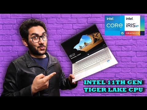 HP Pavilion 14   Intel i5 11Th Gen Iris XE Graphics   Thin & Light Laptop