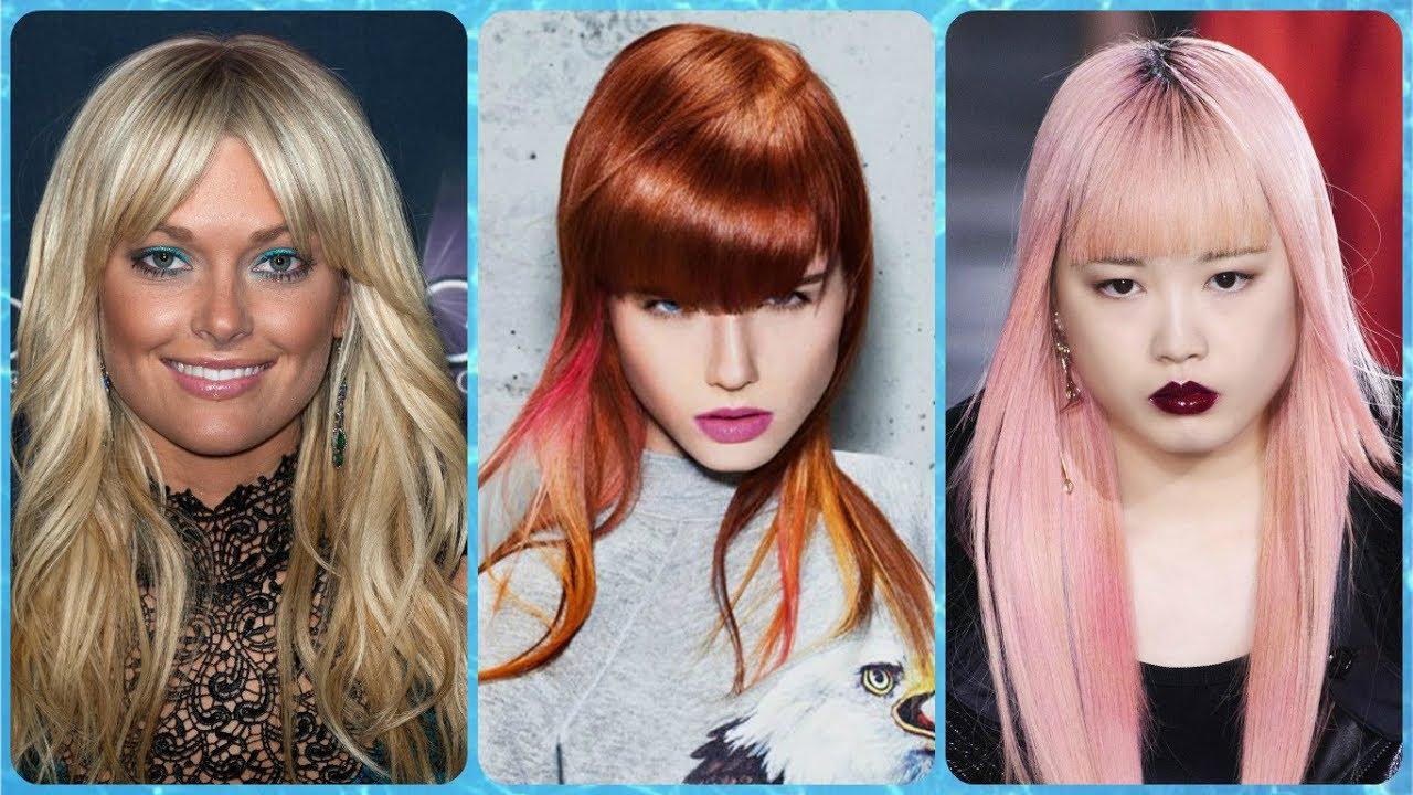 Haarfarben Trends 2018 Kurze Haare Für Damen Youtube