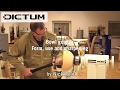Bowl Gauges - Form, use and sharpening - with Nick Agar - DICTUM tutorial video