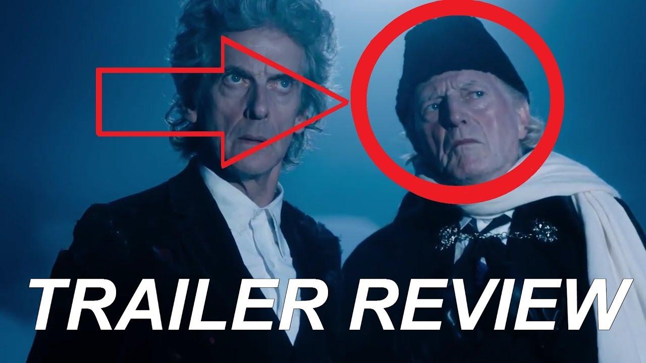 Twice Upon A Christmas Doctor Who.Doctor Who Twice Upon A Time Christmas 2017 Trailer Review Stephenmcculla