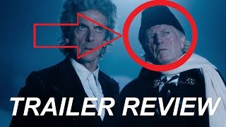 DOCTOR WHO Twice Upon A Time Christmas 2017 Trailer Review | Votesaxon07