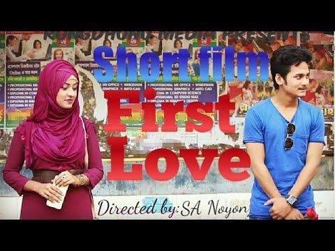 First Love | Bangla Heart Touching Short Film 2017 | Rongdhonu Media