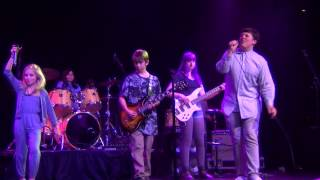 Seattle SOR - Talking Heads - Genius of Love - Stop Making Sense Show