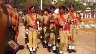 Student Police Cadets' Republic Day Parade 2014 - Thrissur