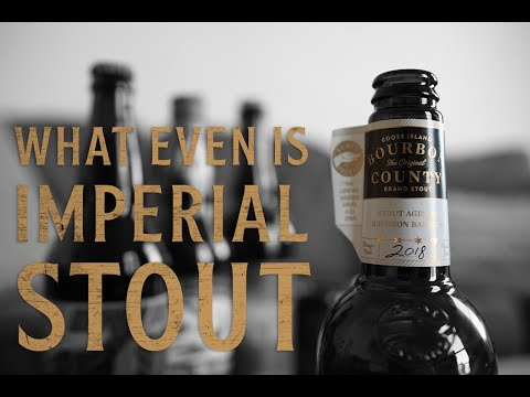 What is Imperial Stout? | The Craft Beer Channel
