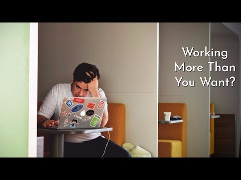 Working More Than You Want?