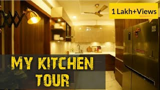 Complete Kitchen tour || Modular Kitchen planning || Indian kitchen tour