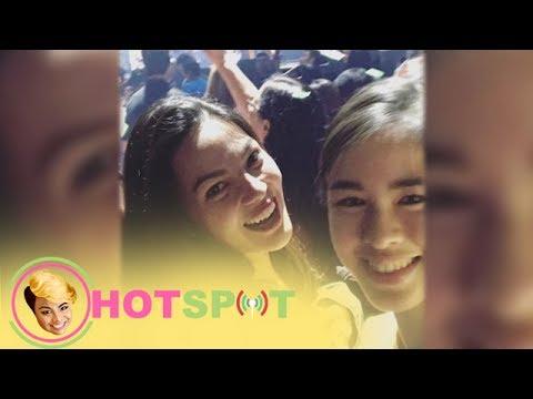 Hotspot 2017 Episode 1019: KC Concepcion at Kisses Delavin nag click agad