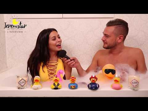 Manon (Les Marseillais VS Le Reste du Monde 2) dans le bain de Jeremstar - INTERVIEW