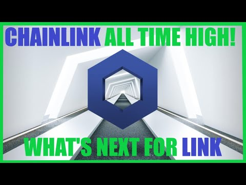 CHAINLINK ALL TIME HIGH!!!! WHAT TO EXPECT NEXT! + BTC + ETH LINK