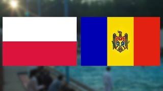 Water polo Moldova.Polska-Moldova.22.06.2014