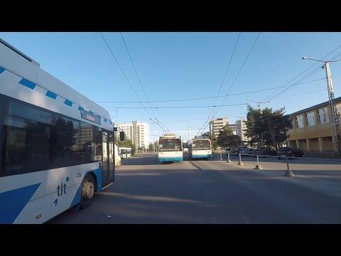 Trolleybus line nr 9, Tallinn