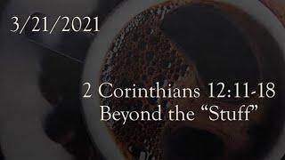 2 Corinthians 12:11-18