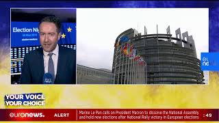 #EUelections2019 | Europe's Election Night - Join us throughout the evening for coverage and analysi