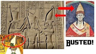 """DID The """"Vatican"""" of Egypt, (Heliopolis/Giza) """"shift to Rome"""" in Ancient times?"""