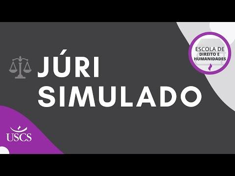 Júri Simulado - Escola de Direito USCS