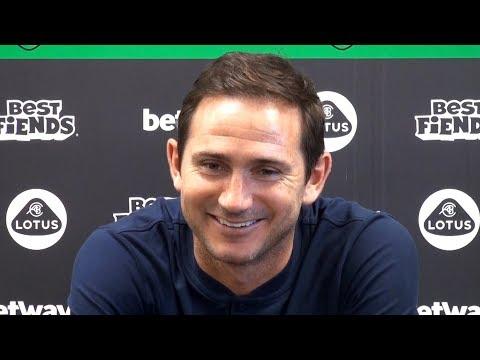 Norwich 2-3 Chelsea - Frank Lampard Full Post Match Press Conference - Premier League