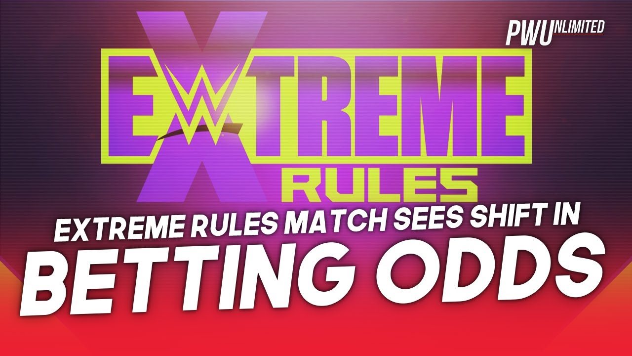 Extreme rules betting odds binary options demo account app
