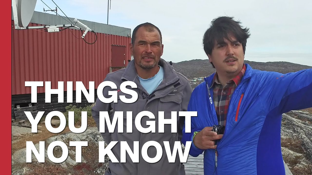 Internet To The Arctic A Greenlandic Relay Station Youtube Switch Toronto