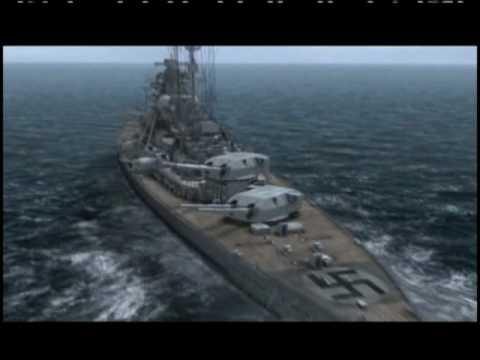 Acorazado Bismarck De James Cameron 2 De 10 Youtube