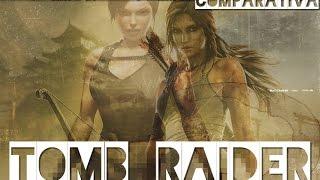 Tomb Raider (1996) VS Tomb Raider (2013) - COMPARATIVA