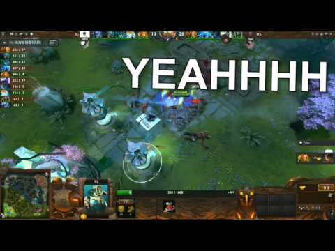 Finest Moments From The Korean Casters Dota2 Ti3 Ig Vs
