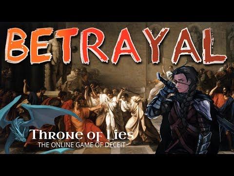 BETRAYED   Throne of Lies Gameplay Video   The Mercenary