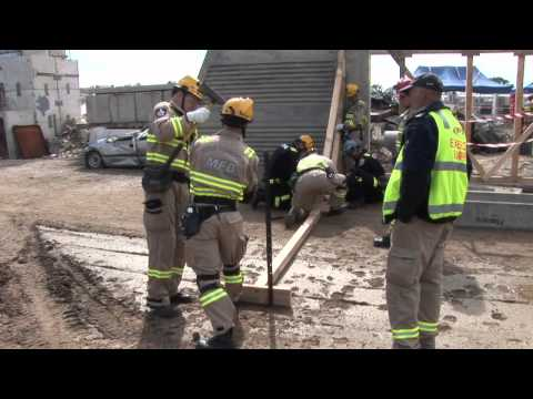 USAR Angle Park Training Exercise