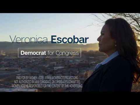TX-16 Veronica Escobar Border Hero